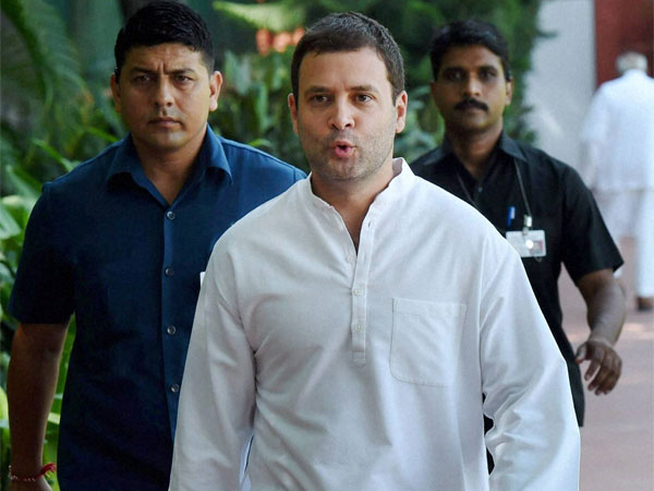 Rahul's hacked Twitter account accessed from 5 countries