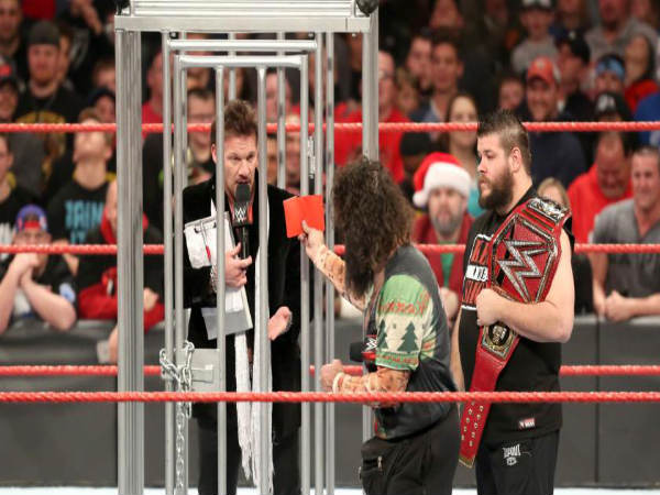 Huge shark cage match announced for Royal Rumble (Image courtesy: wwe.com)
