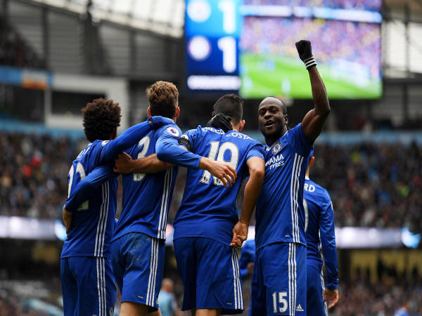 Manchester City 1-3 Chelsea FC