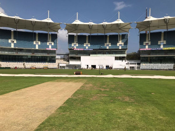 5th India-England Test is on in Chennai