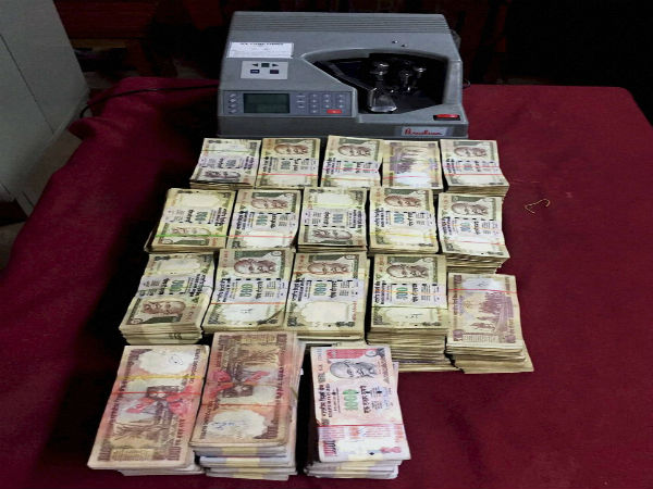 Over Rs 1 crore seized in Nagpur