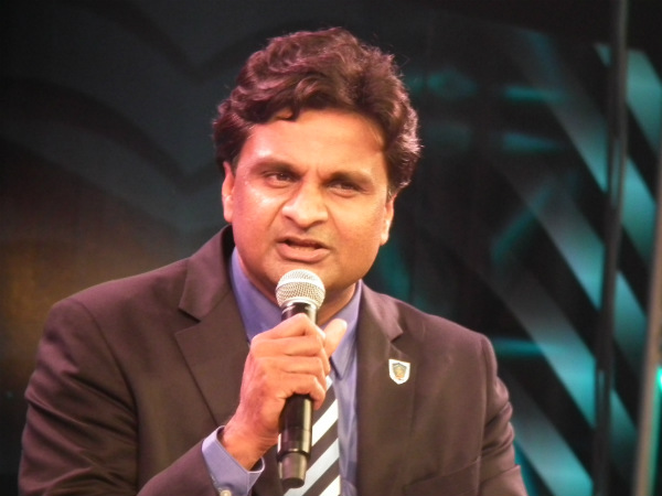 Javagal Srinath teaches the importance of 'frankness' to the corporate honchos