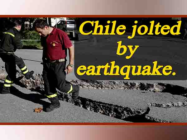 7.7 magnitude natural disaster hits Chile, prompts tsunami