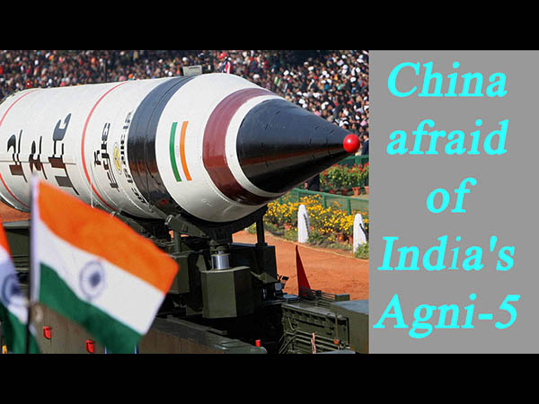 After Agni-V test-firing, China calls for strategic balance in S Asia