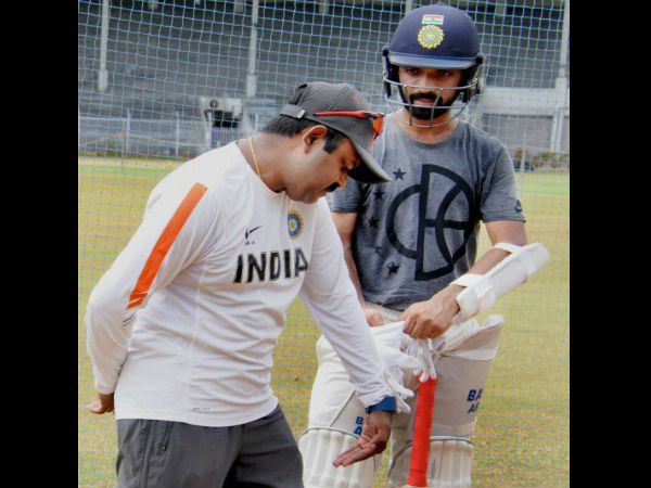 Ajinkya Rahane seeks childhood coach Pravin Amre's help to overcome rough patch in batting