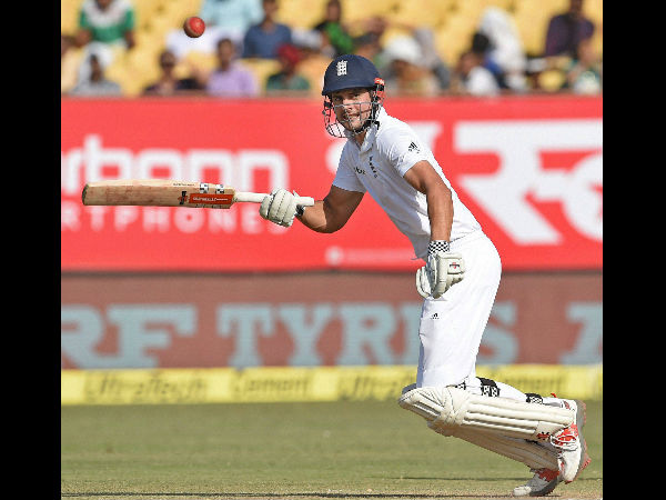 Mumbai Test was a game of missed opportunities for England, rues Alastair Cook