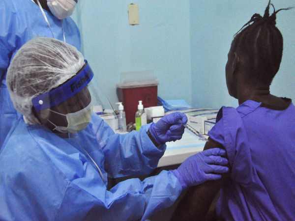 Ebola vaccine may be 100% effective