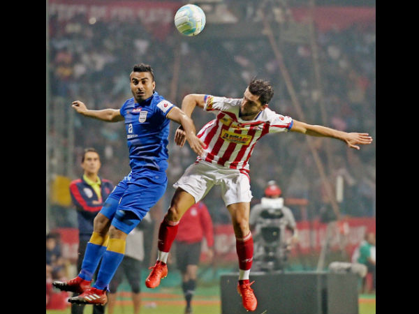 ISL 2016: Atletico de Kolkata rally past Mumbai City FC 3-2 in first semi-final