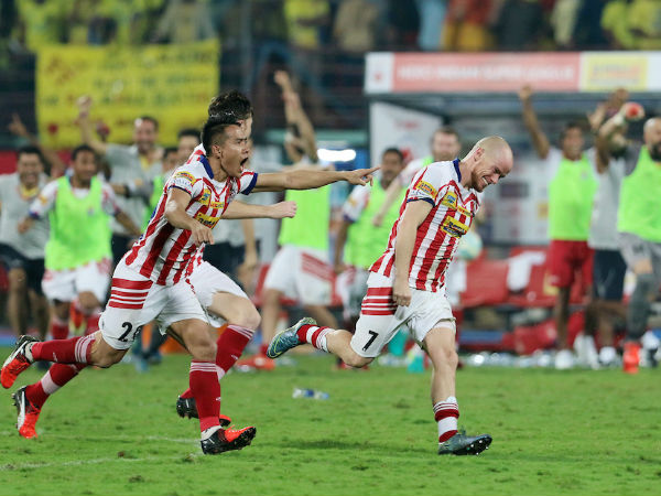 Ganguly 2, Sachin 0 as ATK outclass Kerala Blasters in ISL 2016 final: Twitter reacts