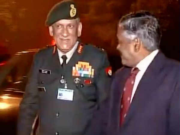 Lt. General Bipin Rawat