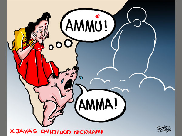 CARTOON: Tamil Nadu will not be the same without Amma