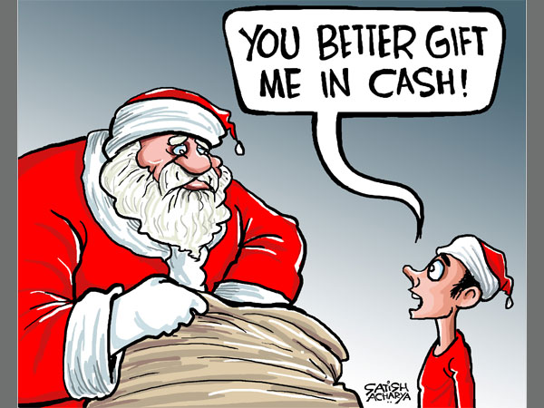 Demonetisation takes a toll on Christmas celebrations