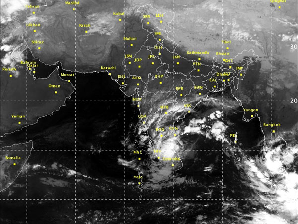 Cyclone NADA to weaken says met department