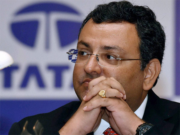 Mistry removed from Tata Industries