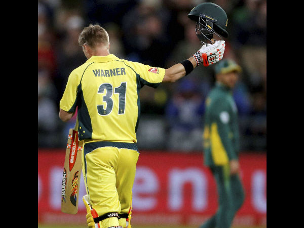 David Warner surpasses Ricky Ponting in Most Tons in a Year list for Australia