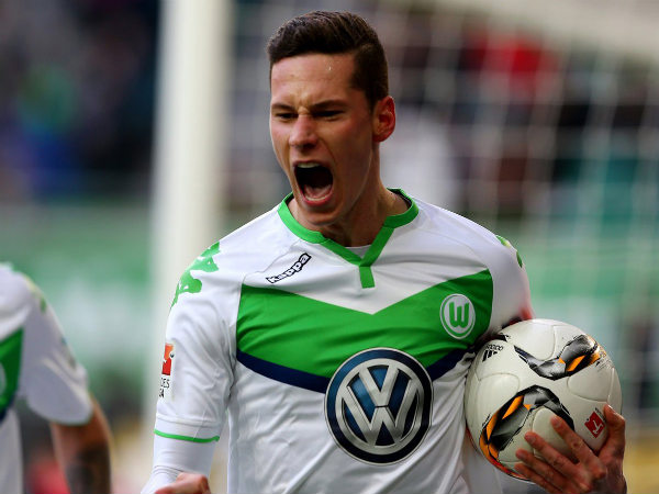 Julian Draxler set to leave Wolfsburg and move to PSG