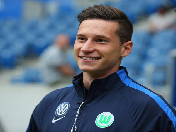 Wolfsburg confirm Julian Draxler's move to PSG