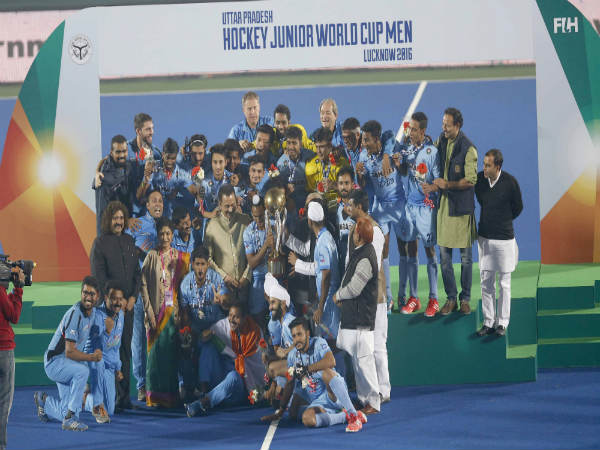 Junior Hockey World Cup champions India