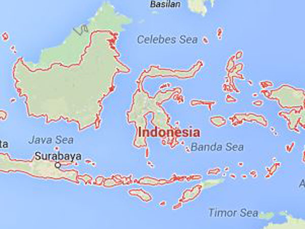 Plane goes missing in Indonesia