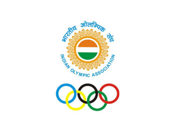 Indian Olympic Association official logo
