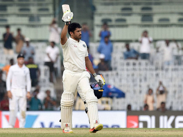 Karun Nair displayed ample ability, hunger and desire in his unbeaten 303: Rahul Dravid