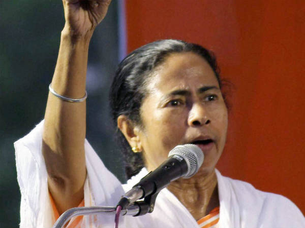 Mamata urges President to 'save' India