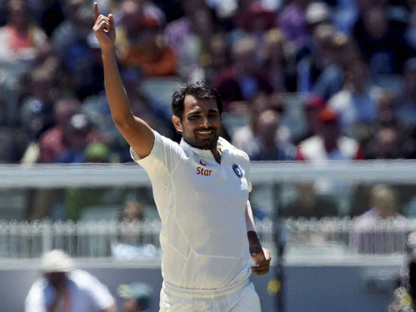 India Vs England: Injury-prone Mohammed Shami appears doubtful Mumbai Test