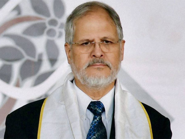Who is Najeeb Jung?
