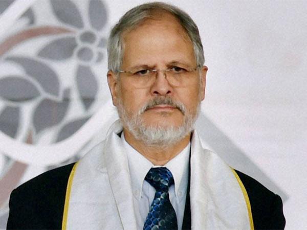 Najeeb Jung Resigns As Lieutenent Governor of Delhi