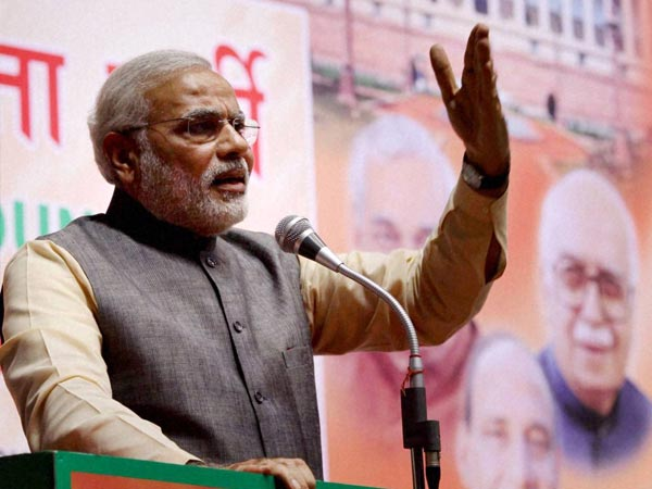 Put pressure on political parties: PM