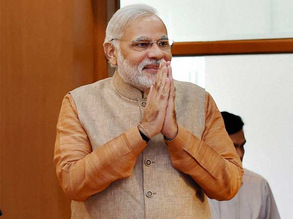 Modi pays tribute to Ambedkar