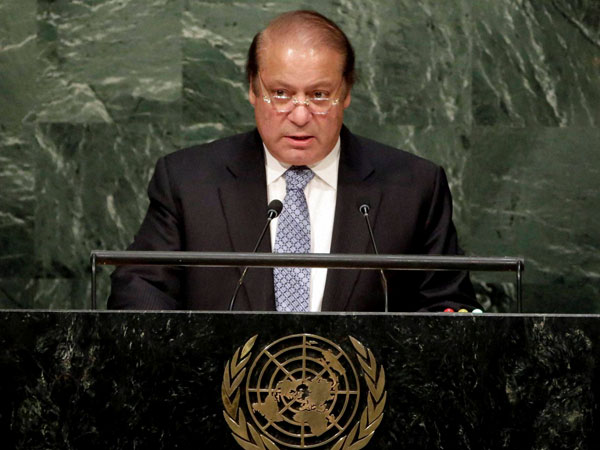 Sharif discusses national security issue