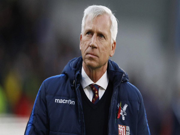 Alan Pardew (Image courtesy: Crystal Palace Twitter handle)