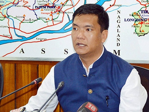 Out of 25, 23 Congress councillors join BJP in Arunachal