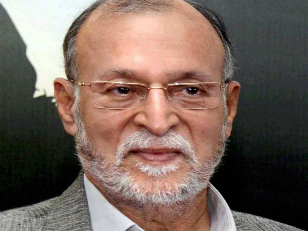 Anil Baijal takes oath as Lt Governor of Delhi