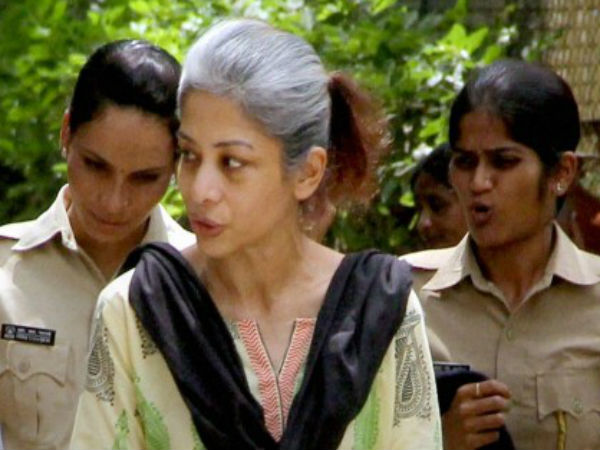 Indrani performs last rites of her dad