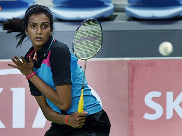 File photo: PV Sindhu's run ended in semi-finals