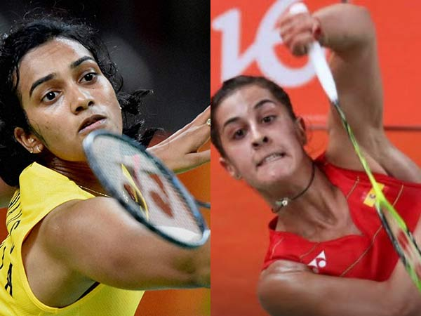 PV Sindhu avenges Rio Olympic loss to Carolina Marin