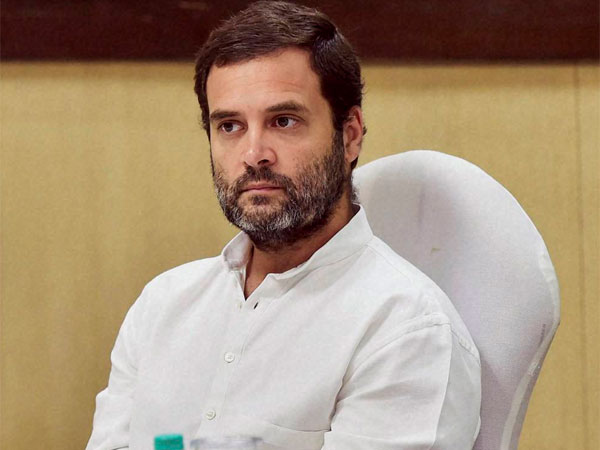 Rahul arrives at Radha Soami headquarter
