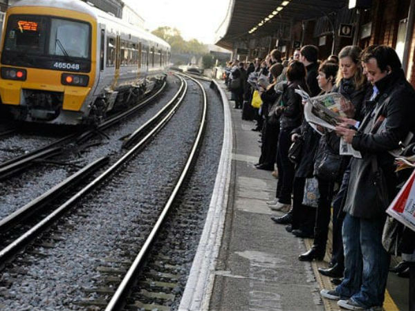 British commuters face worst rail strike
