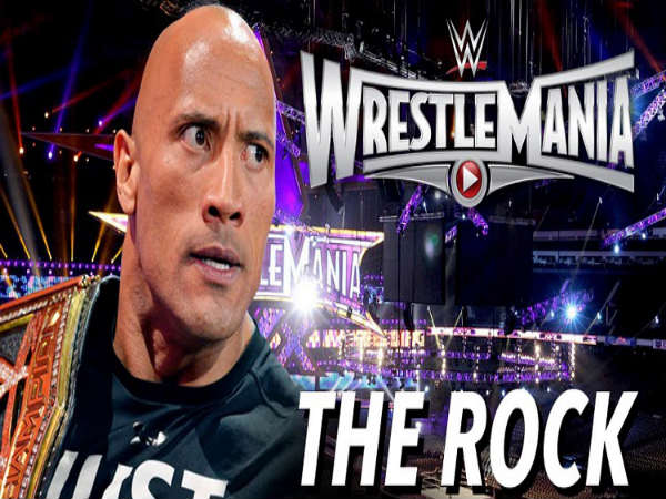 The Rock to return at Wrestlemania (Image courtesy: Youtube)