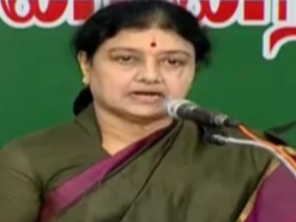 AIADMK gets its new 'lady in green' as Sasikala takes charge