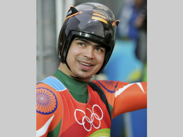 A file picture of Shiva Keshavan
