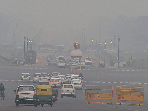 Coldest Xmas for Delhi in last 5 yrs