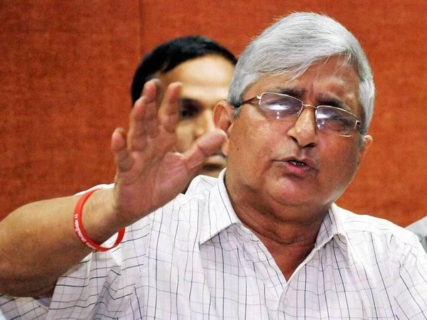 Goa: Velingkar mulls rejoining RSS