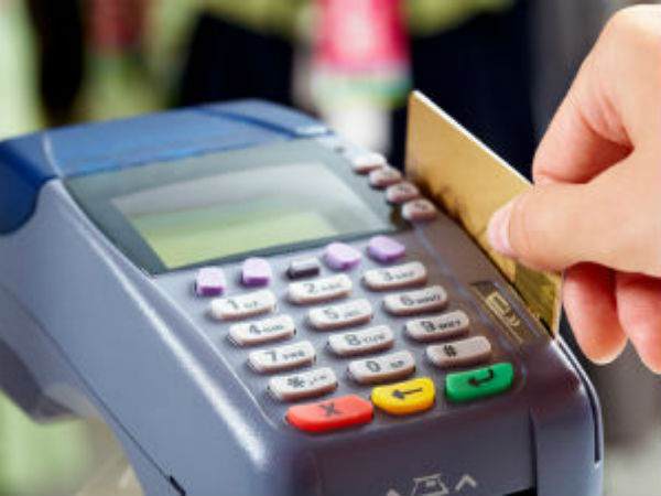 No service tax on card transactions