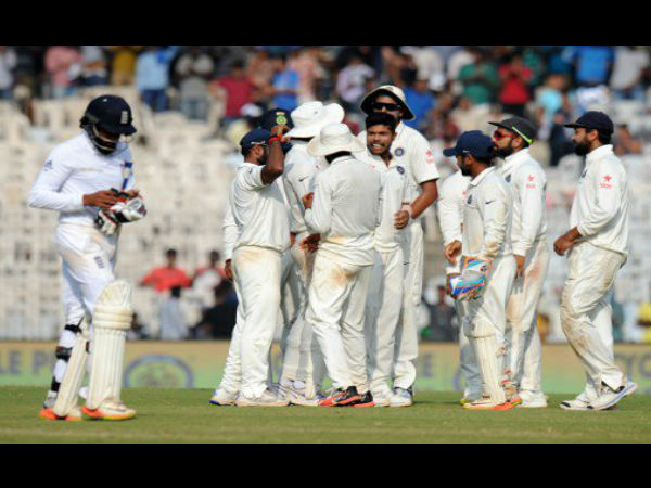 5th Test: India thrash England by an innings and 75 runs, claim series 4-0