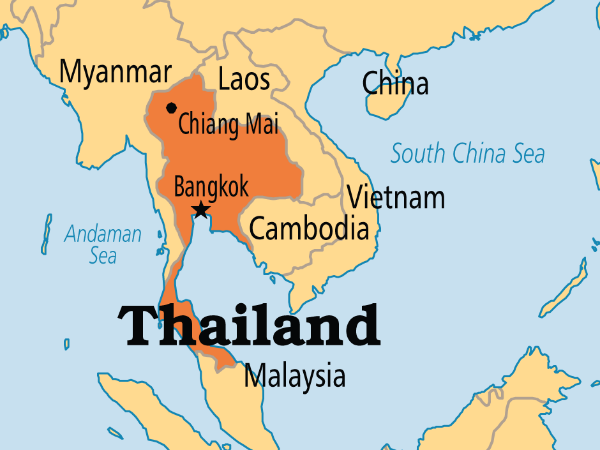 Thailand: Road accident leaves 25 dead