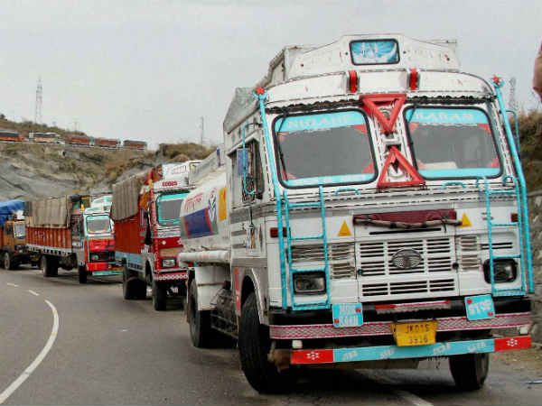 Truck goes missing in Maharashtra