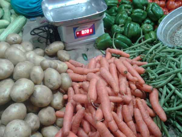 Vegetable prices nose-dive in UP